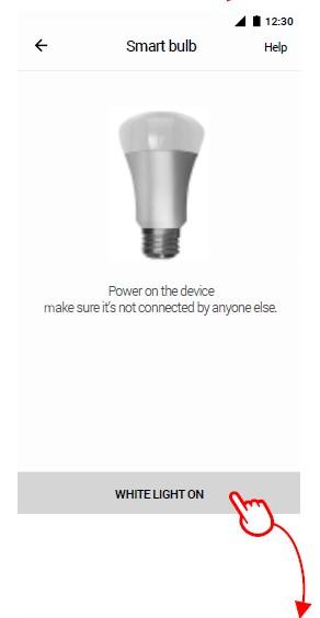 Setup Bulb with APP - 4